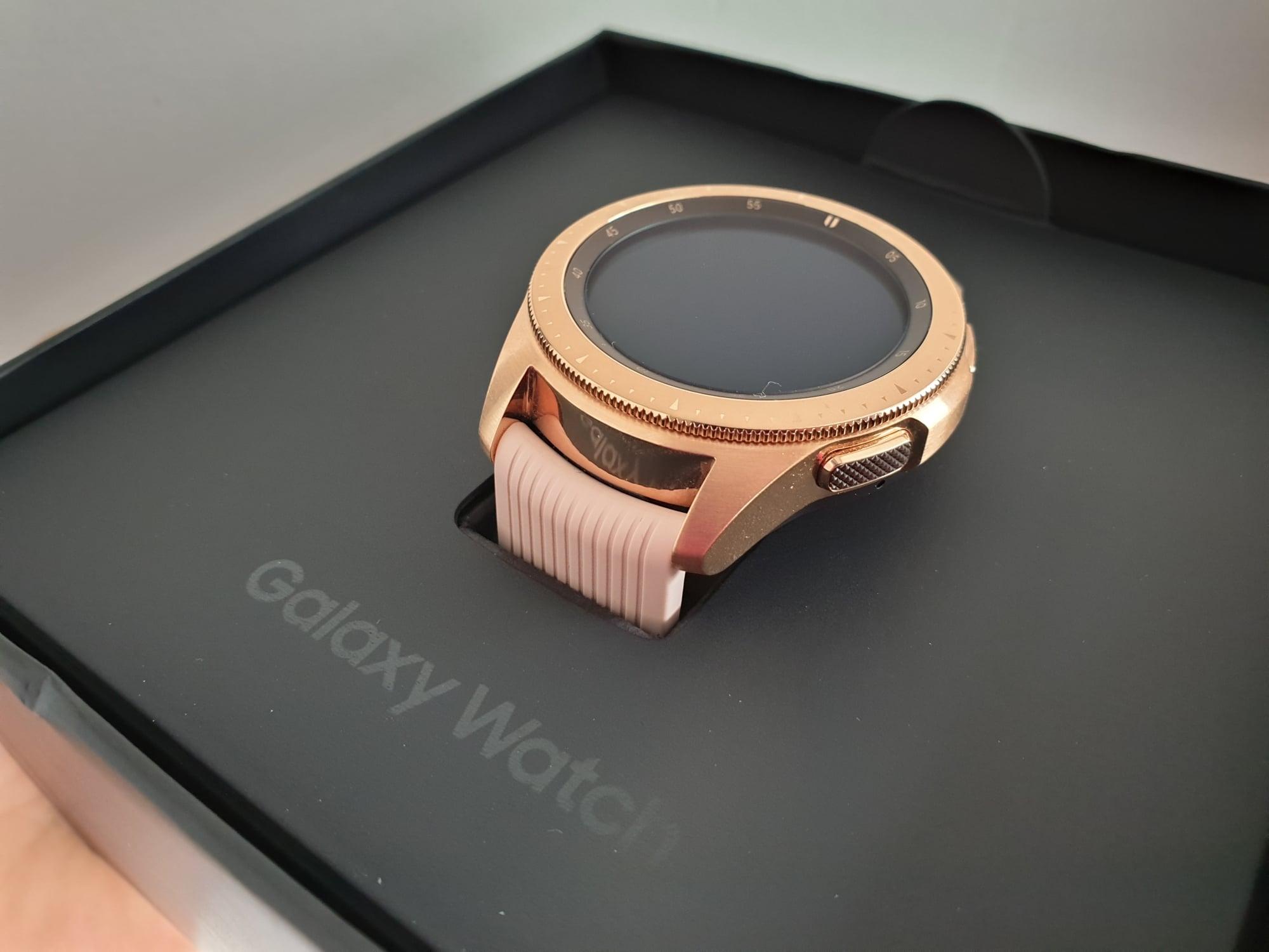 Samsung Galaxy Watch - smartwatch, który słusznie zwraca na siebie uwagę (recenzja) 88