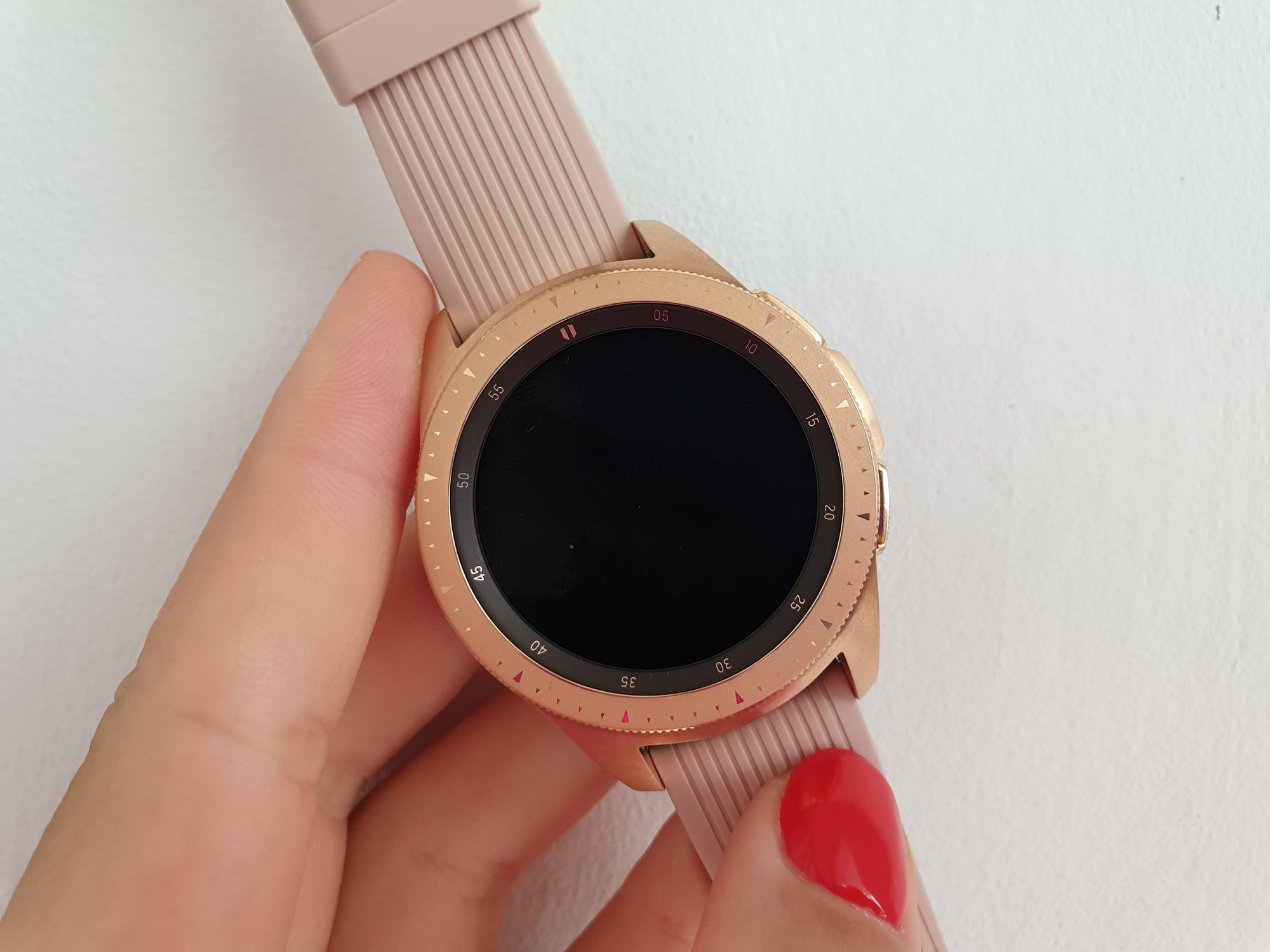Samsung Galaxy Watch - smartwatch, który słusznie zwraca na siebie uwagę (recenzja) 19
