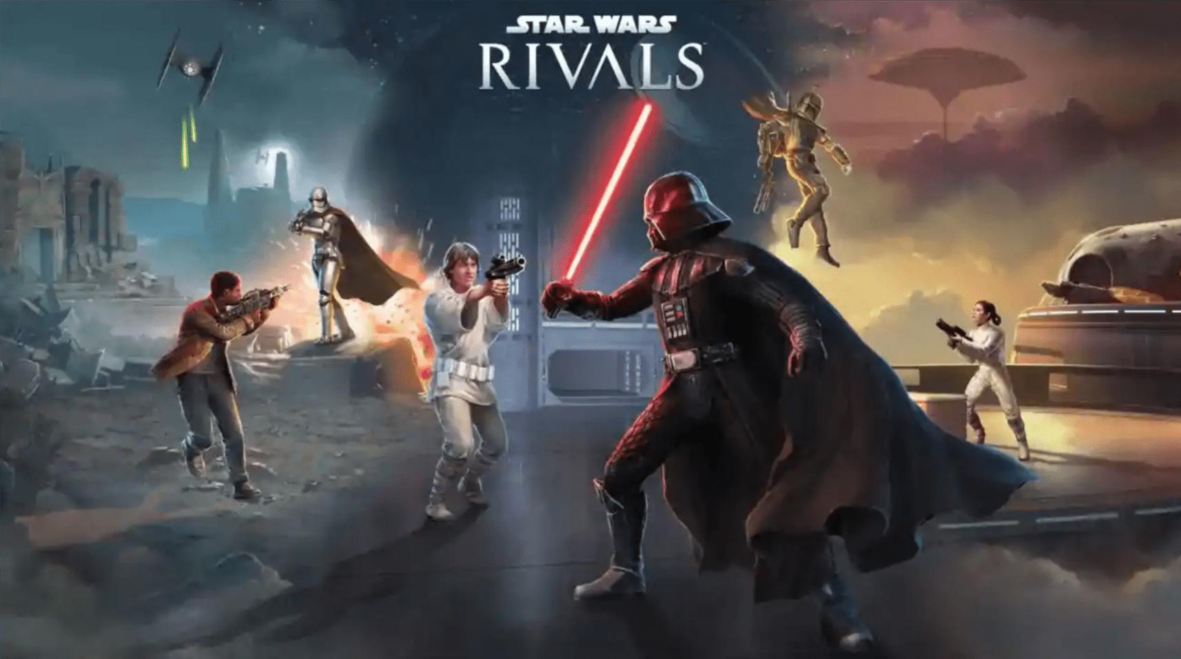 Tabletowo.pl Star Wars: Rivals na Androida anulowane. Gra trafia do kosza, ale Disney nie odda pieniędzy za mikrotransakcje Android Gry