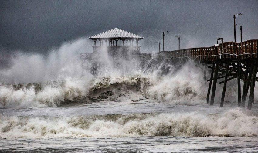 Tabletowo.pl Google naprawi smartfony z serii Pixel zniszczone przez huragan Florence Ciekawostki