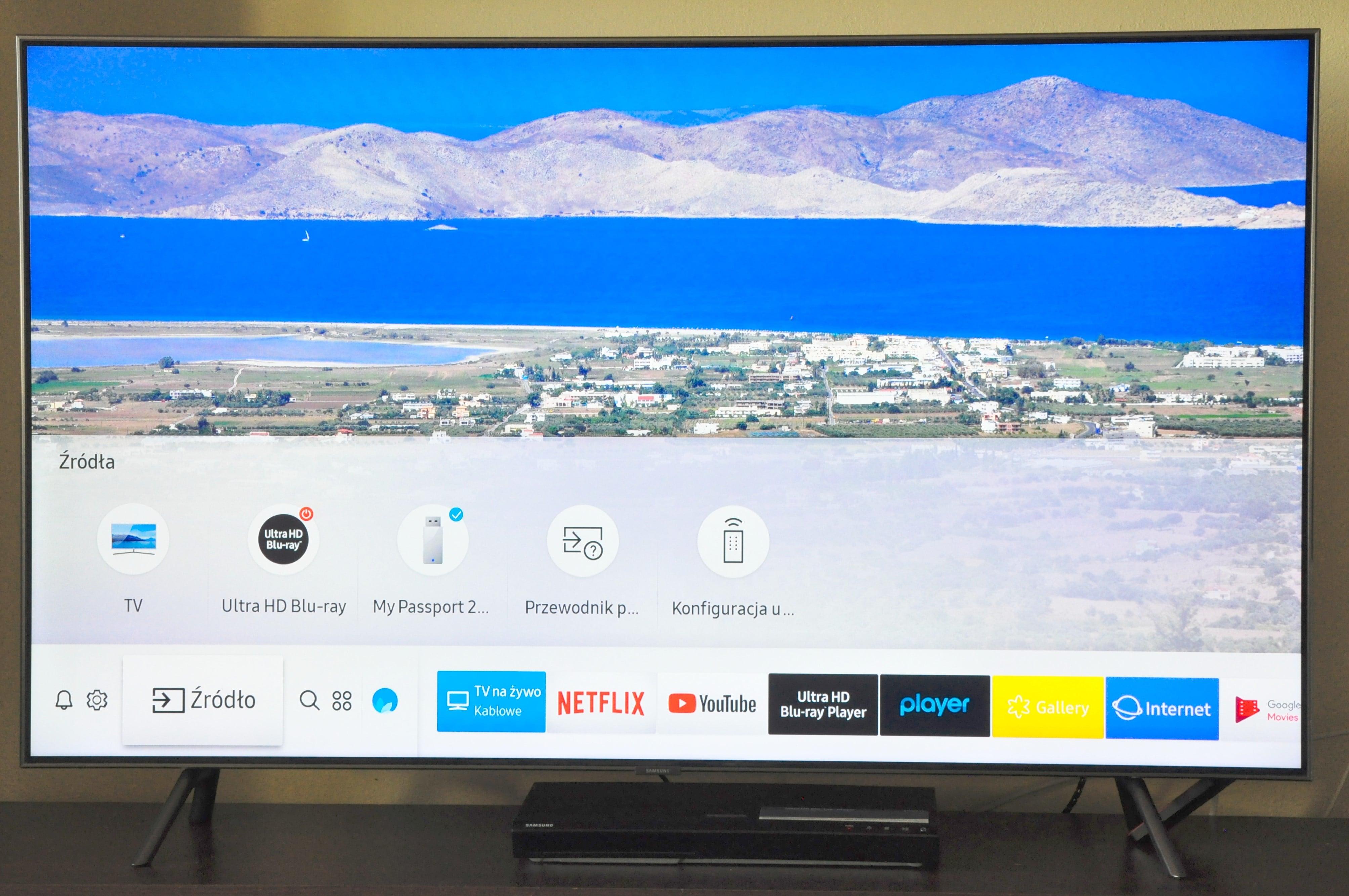 Tabletowo.pl Recenzja Samsung QLED Q8DNA - koreańska kropka kwantowa w akcji Nowości Recenzje Samsung TV