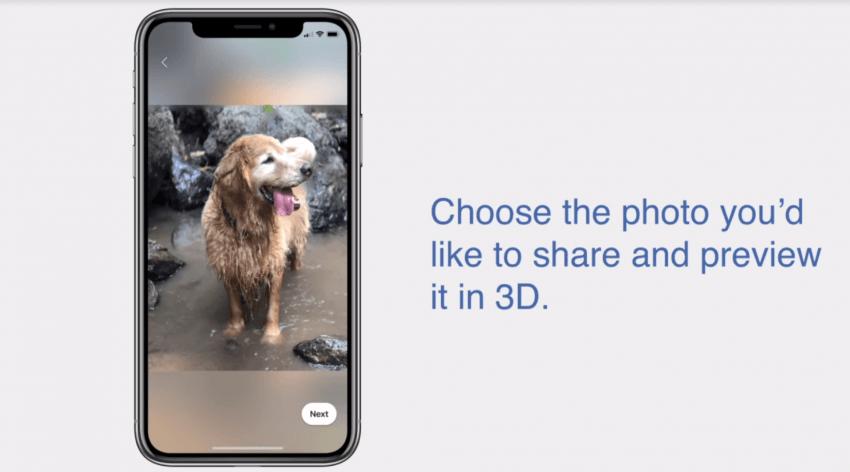 Tabletowo.pl Facebook będzie przekształcał zwykłe zdjęcia w zdjęcia 3D. Aktualizacja rusza już dziś Aktualizacje Facebook Nowości