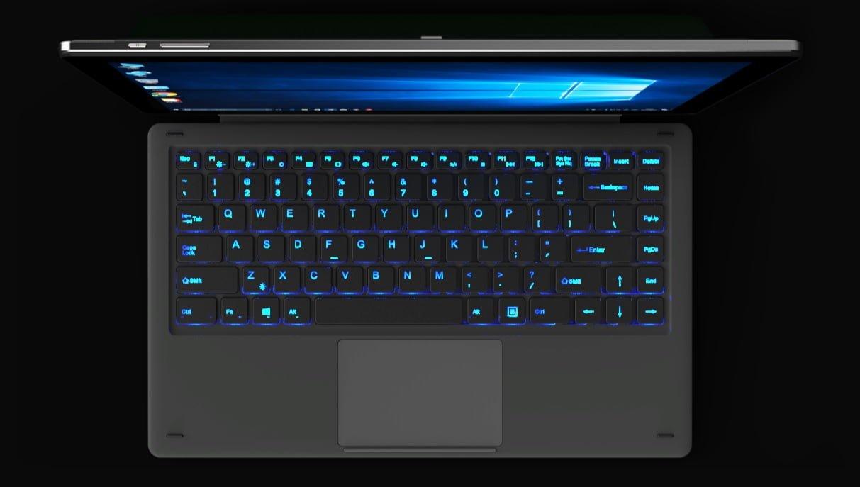 Tabletowo.pl Ten sprzęt może być naprawdę ciekawą alternatywą dla nie najtańszego Surface Pro Microsoftu Chińskie Hybrydy Nowości Tablety Windows