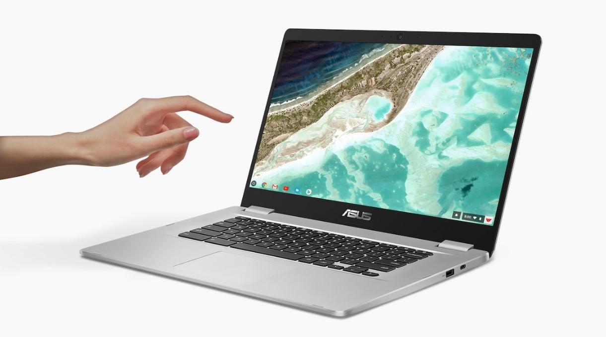 Tabletowo.pl Oto największy z dotychczasowych chromebooków Asusa - model Asus Chromebook C523 Asus Nowości