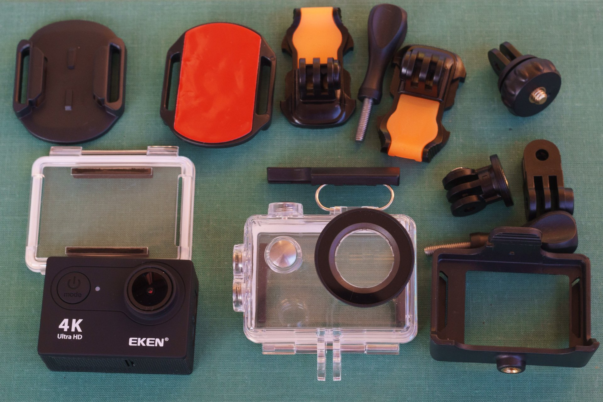 Tabletowo.pl EKEN H9R Action Camera - tanio i całkiem nieźle (recenzja) Akcesoria Recenzje Wideo