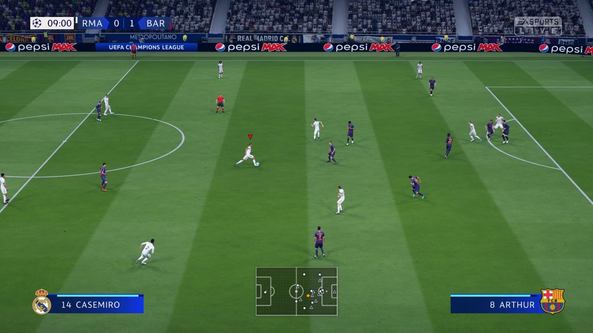 FIFA 19 - sporo zmian i nowości, nie wszystkie na plus 27