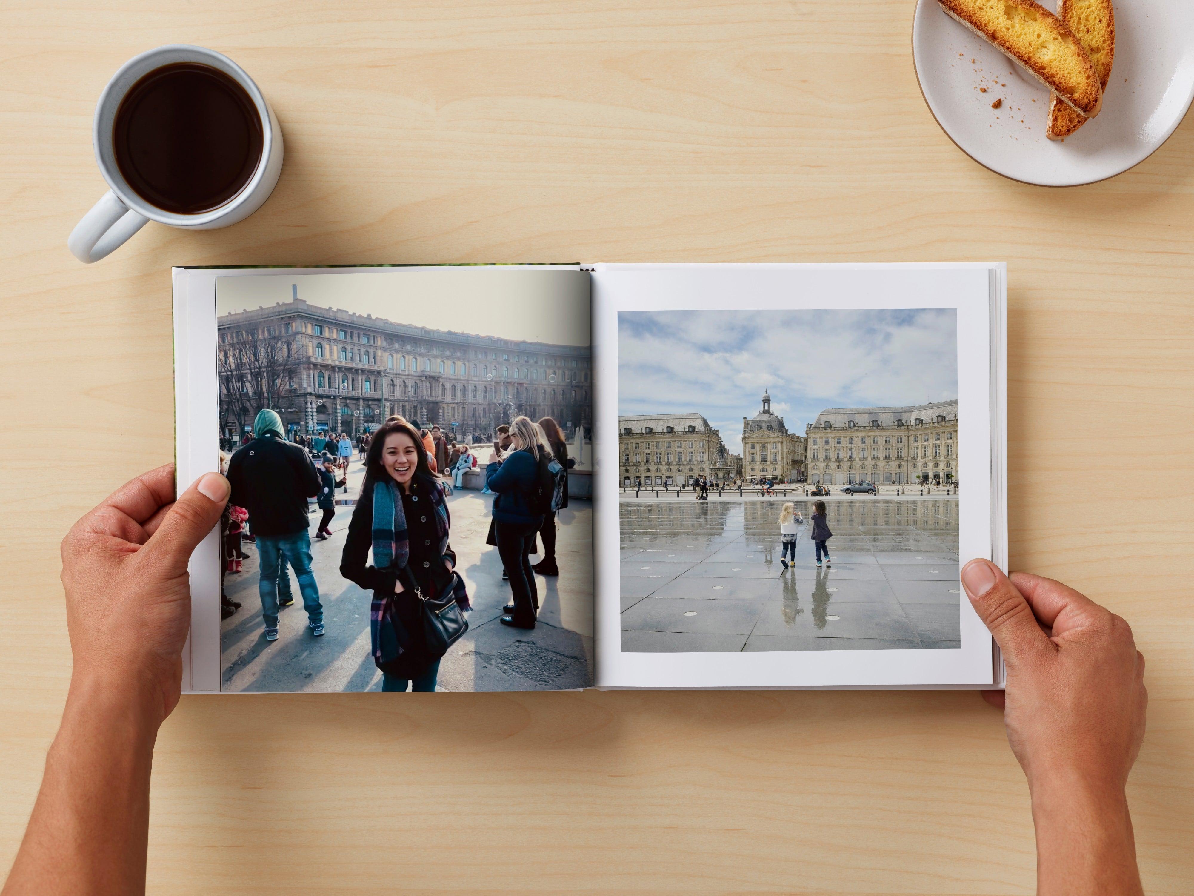 Fotoksiążki od Google już dostępne w Polsce. Papierowy album ze zdjęciami za niecałe 56 zł 18