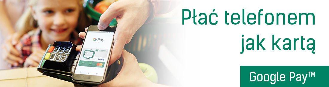 Tabletowo.pl Płatności Google Pay dostępne dla klientów Banków Spółdzielczych i Banku Polskiej Spółdzielczości S.A. Android Google Nowości Smartfony