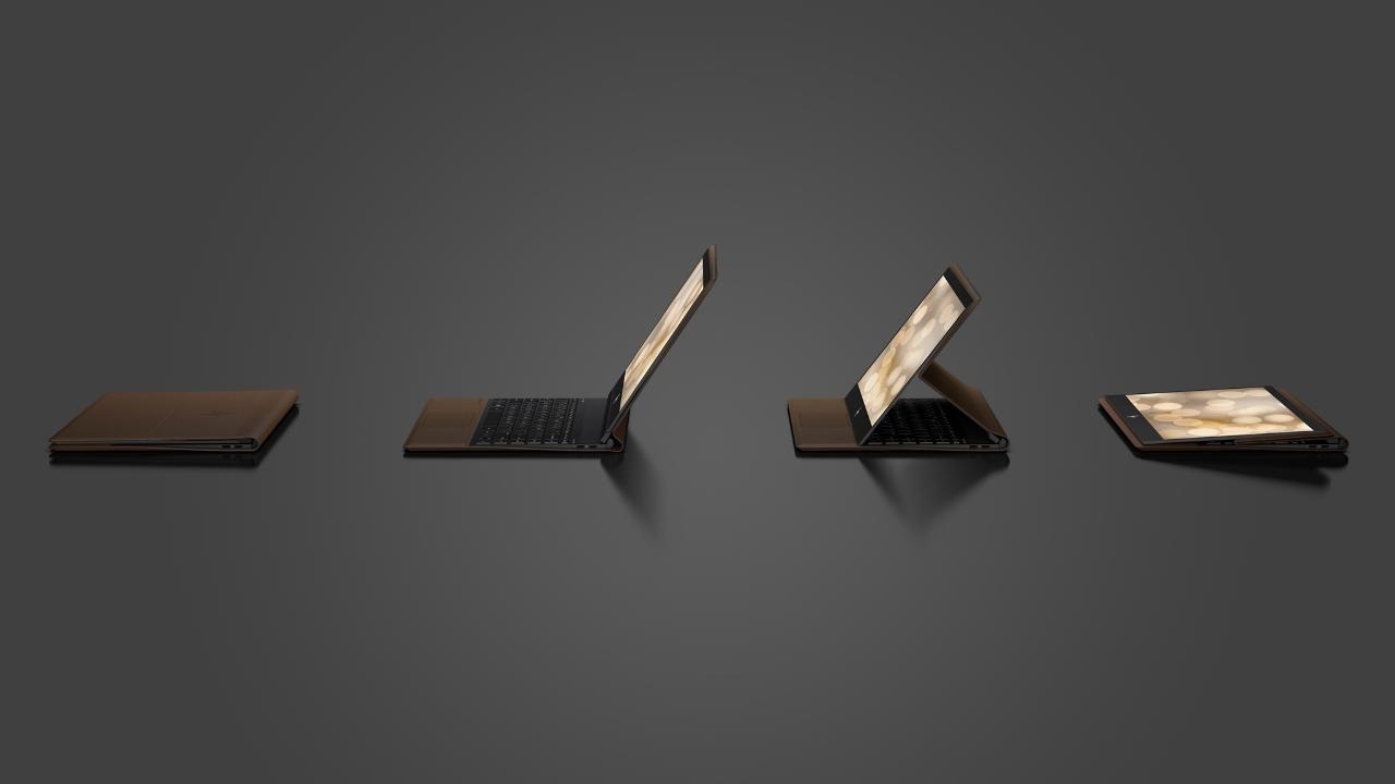 HP Spectre Folio nie jest jak wszystkie inne laptopy - ma obudowę obitą... skórą 29