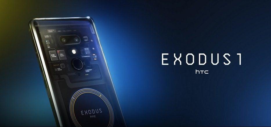 Premiera HTC Exodus 1 - smartfona zrodzonego z idei blockchain, idealnego dla posiadaczy kryptowalut 21