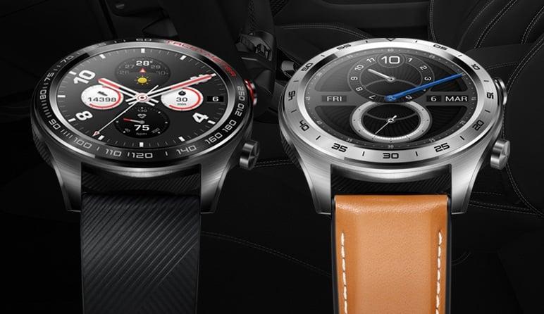 Tabletowo.pl To nie magia, to technologia - Honor Watch Magic ma wszystko, co trzeba i pracuje na baterii tydzień Huawei Nowości Wearable