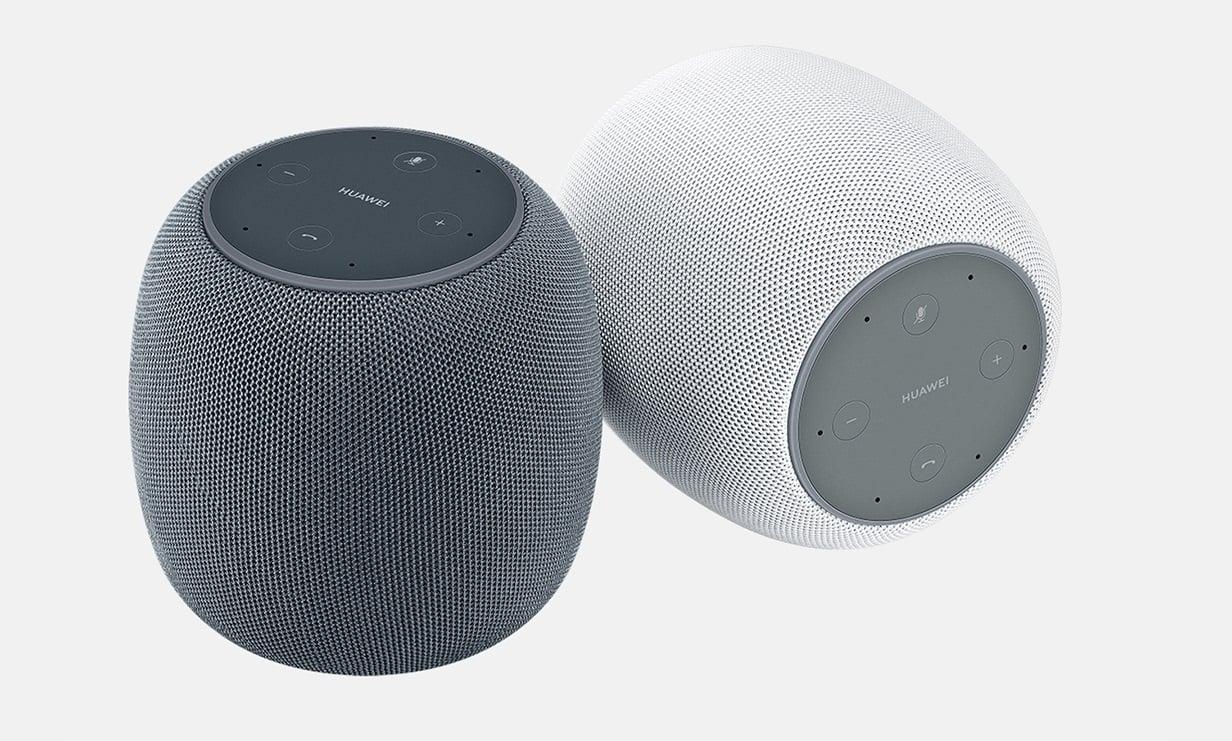Tabletowo.pl Nowy inteligentny głośnik Huawei AI Cube wygląda jak spasiony HomePod od Apple Huawei Nowości Smart Home
