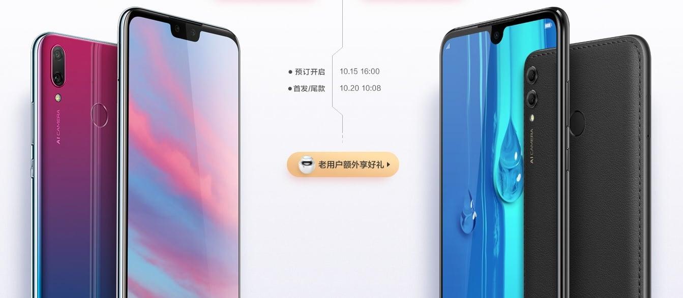 Tabletowo.pl Nowe smartfony Huawei: Enjoy 9 Plus dla fanów szkła i Enjoy MAX dla wielbicieli skóry Android Huawei Nowości Smartfony
