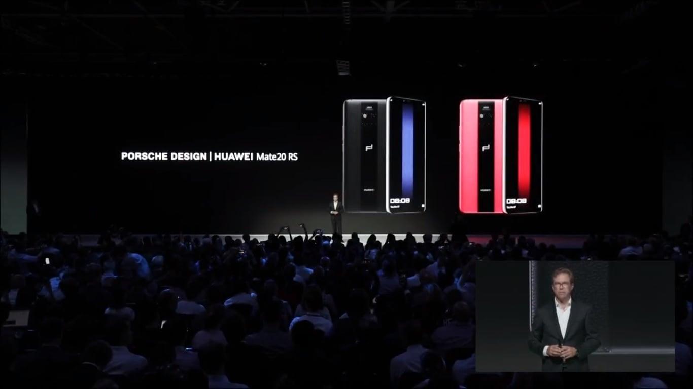 Współpraca Huawei i Porsche trwa w najlepsze - oto jej najnowszy owoc, Huawei Mate 20 RS