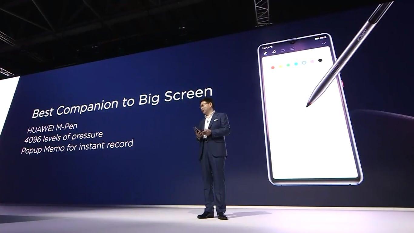 Tabletowo.pl Huawei Mate 20 X to smartfon dla graczy, który przy okazji spróbuje konkurować z Galaxy Note 9 Android Huawei Nowości Smartfony