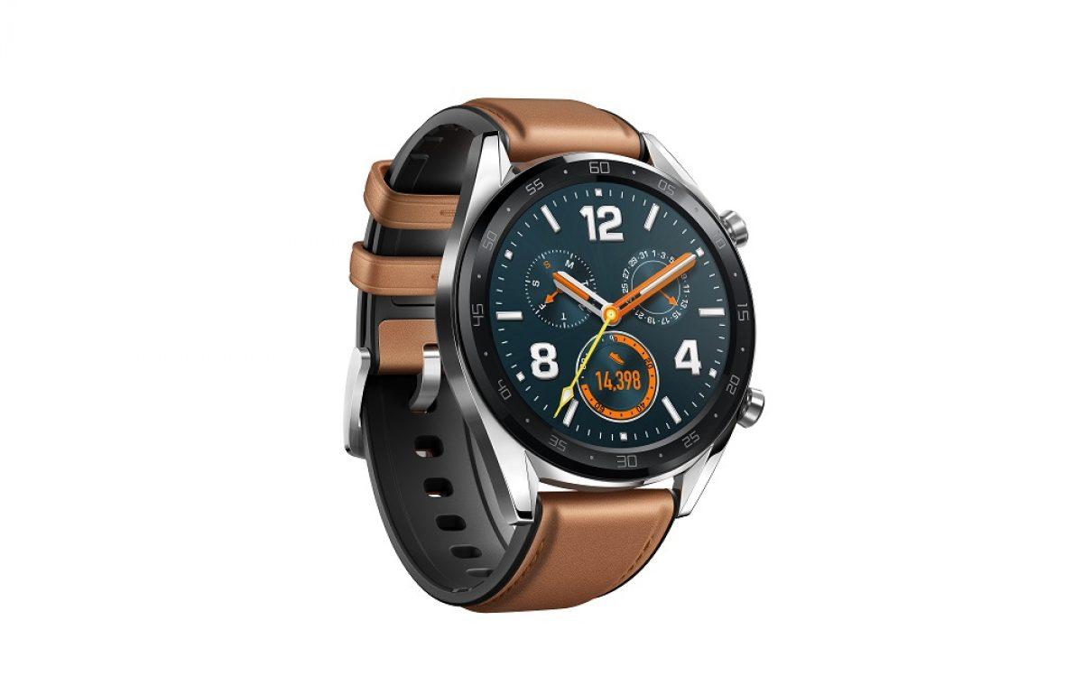 Tabletowo.pl Ruszyła przedsprzedaż smartwatcha Huawei Watch GT. Czas oczekiwania umilić mają bezprzewodowe słuchawki Huawei Nowości Wearable