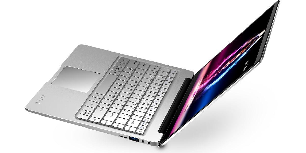 Tabletowo.pl KIANO Elegance 14.2 - smukły, lekki i elegancki laptop z dyskiem SSD 128 GB i Windowsem 10 Pro Nowości Windows
