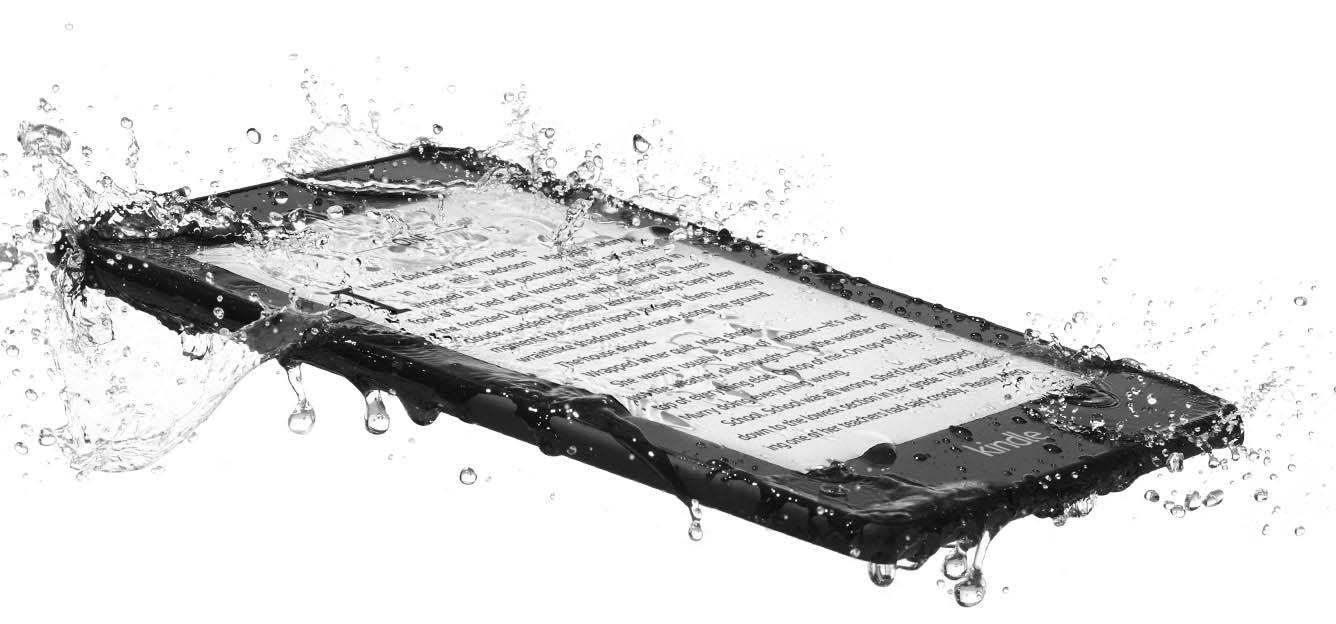 Amazon prezentuje nowy, wodoodporny czytnik ebooków, Kindle Paperwhite 4 20