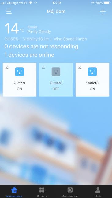 Inteligentna listwa zasilająca Koogeek O1EU Smart Outlet - nie krzyczcie na Siri (recenzja) 25