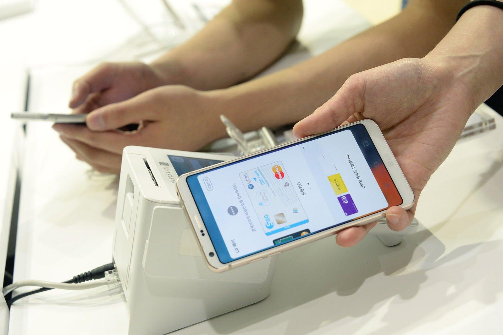 Tabletowo.pl LG Pay Quick może być dostępne również w Europie. LG rzuci rękawicę konkurencji? Android LG Smartfony