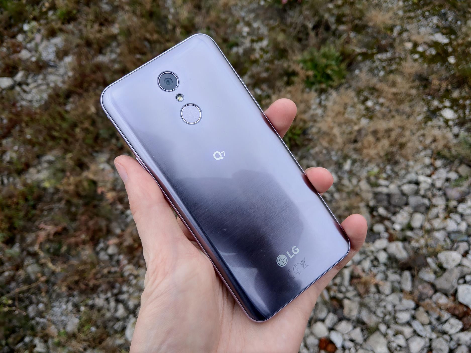 Recenzja LG Q7 - tak niewiele zalet, tak wiele wad... 87