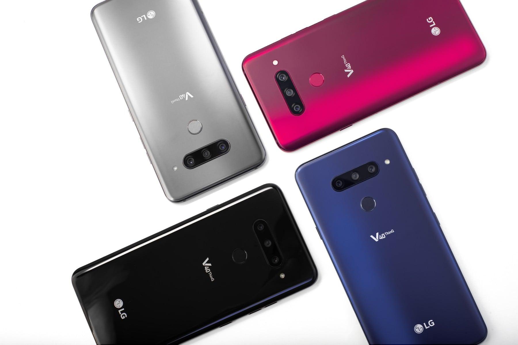 LG nie pomaga sobie taką polityką: model V40 ThinQ będzie dostępny w Europie dopiero w styczniu przyszłego roku 15