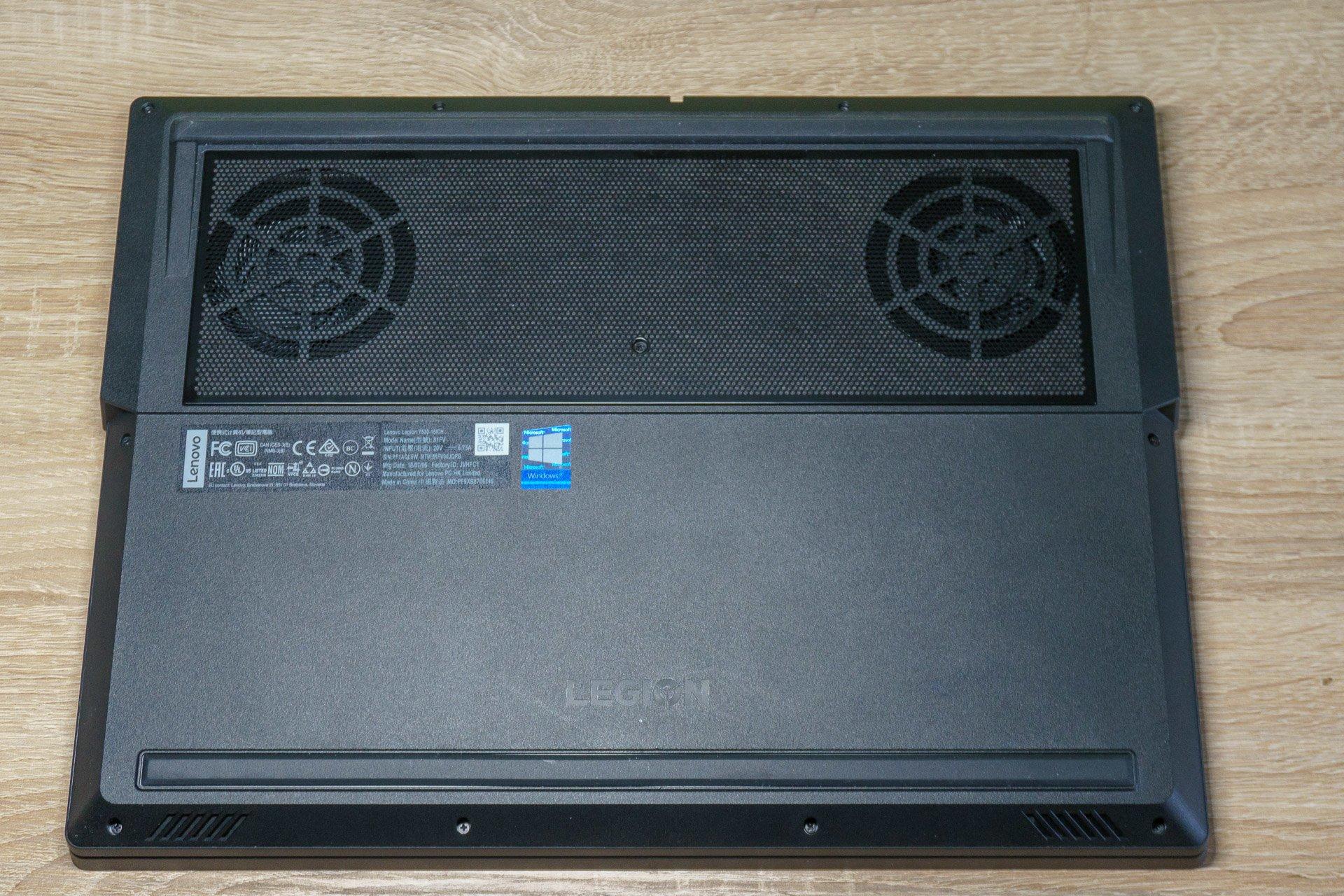 Recenzja Lenovo Legion Y530-15ICH - mocny brzydal :) 21