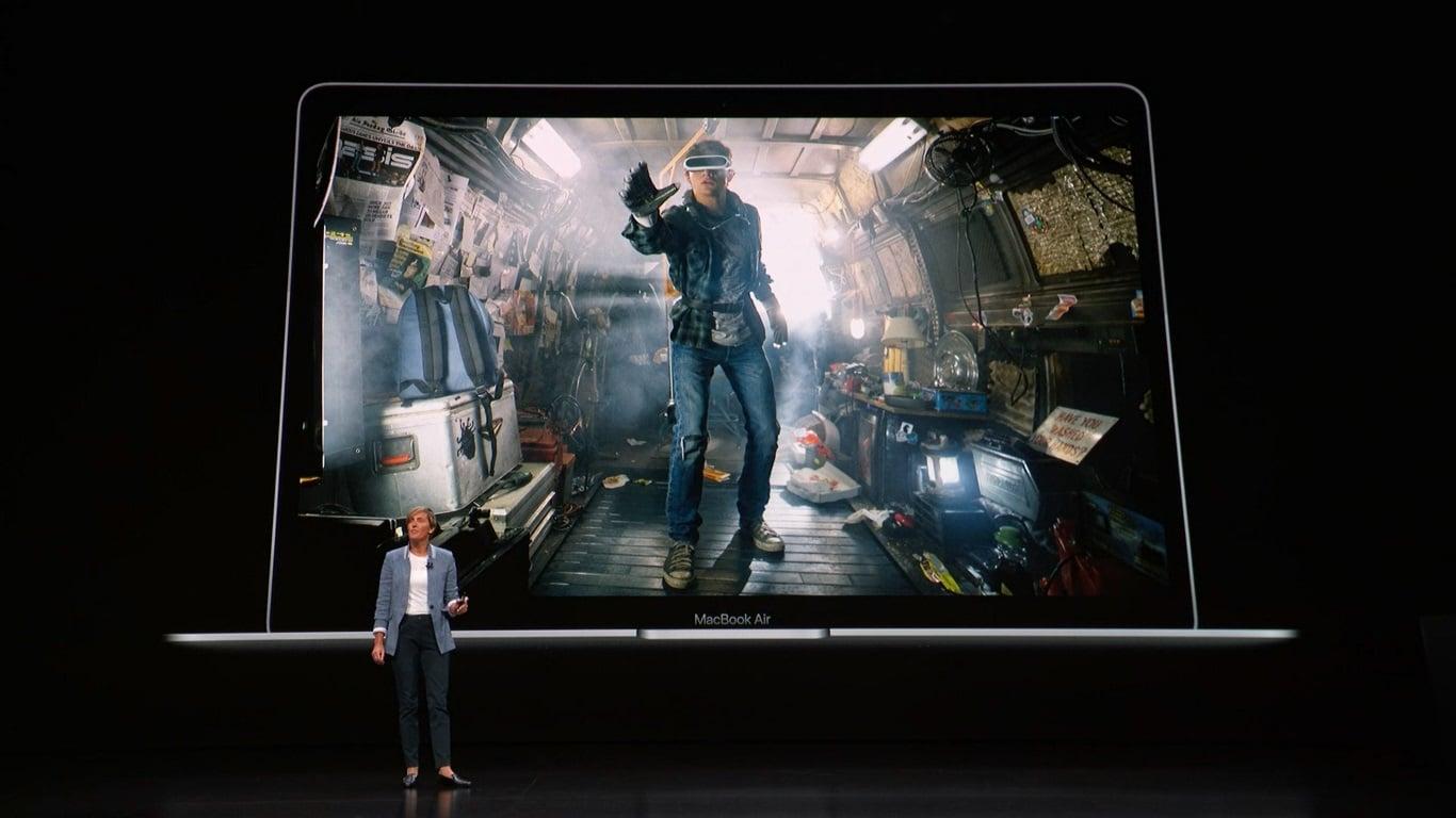 Tabletowo.pl Apple zaprezentowało nowego MacBooka Air 2018 Apple Nowości