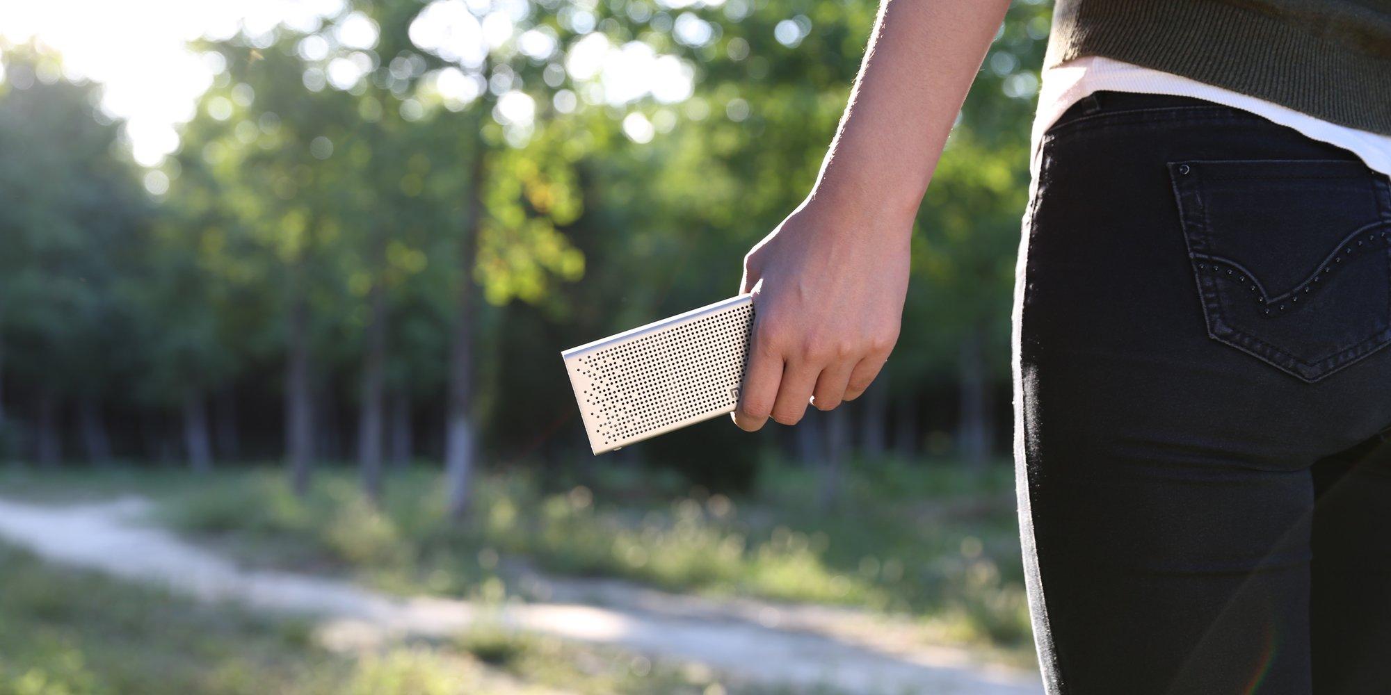 Szukasz dobrego i taniego głośnika? Xiaomi Mi Bluetooth Speaker w poniedziałek kupisz za 119 złotych 18