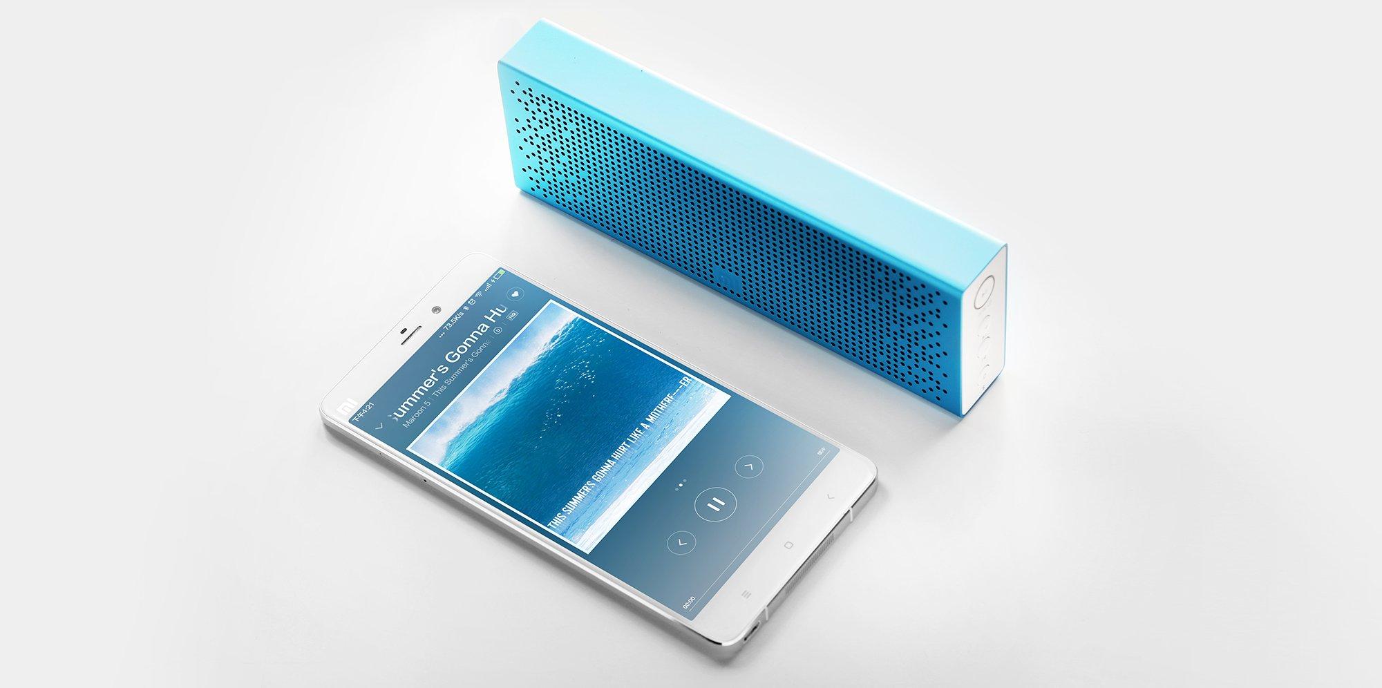 Szukasz dobrego i taniego głośnika? Xiaomi Mi Bluetooth Speaker w poniedziałek kupisz za 119 złotych 20