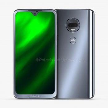 Tabletowo.pl Patrzę na te rendery Motoroli Moto G7 i... nie do końca podoba mi się to, co na nich widzę Android Lenovo Motorola Plotki / Przecieki Smartfony