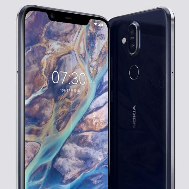 Nokia 8.1 wypatrzona w popularnym benchmarku 19