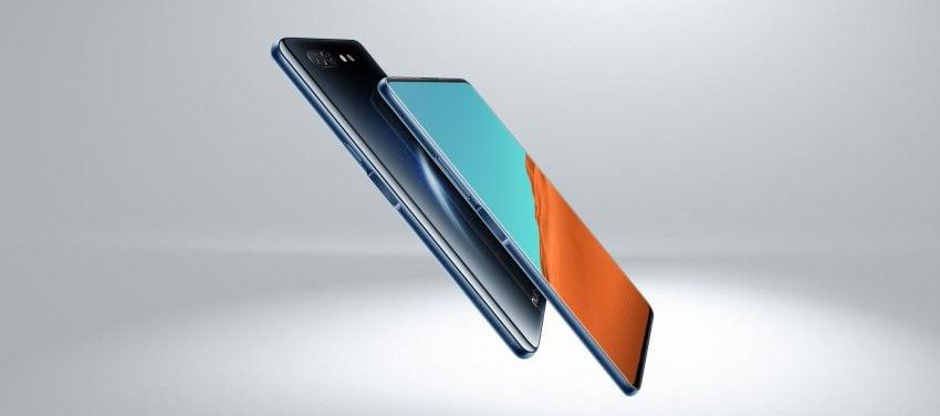 Tabletowo.pl Jestem totalnie oczarowany: Nubia X ma dwa wyświetlacze i dwa czytniki linii papilarnych! Nowości Smartfony ZTE