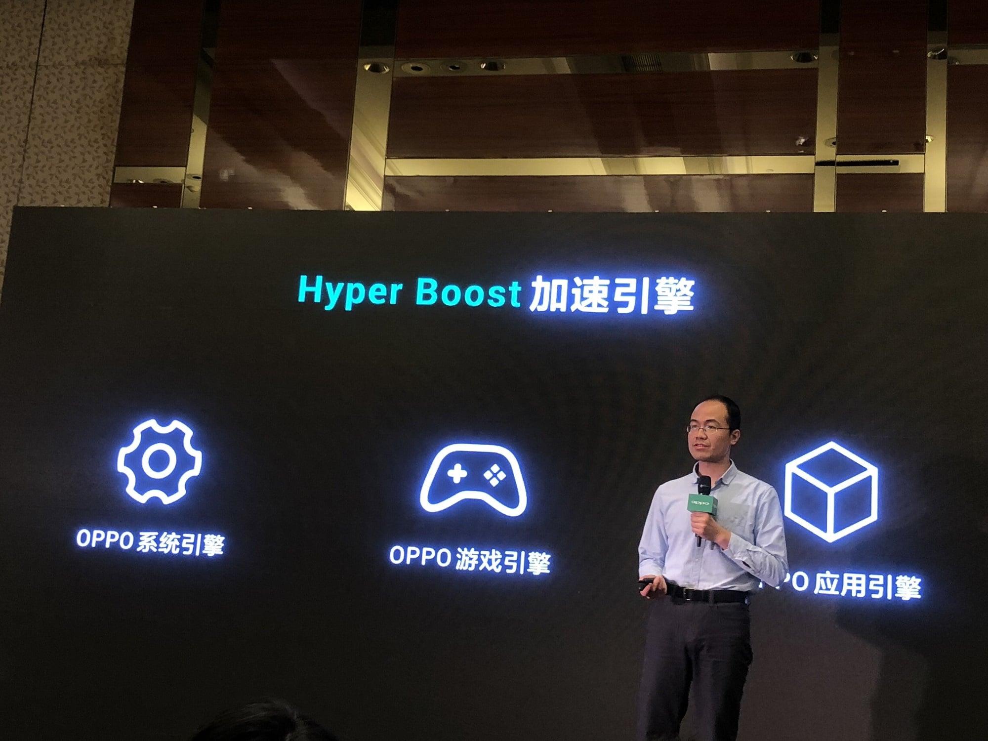 Oto odpowiedź Oppo na GPU Turbo Huawei i Honora - technologia Hyper Boost 17