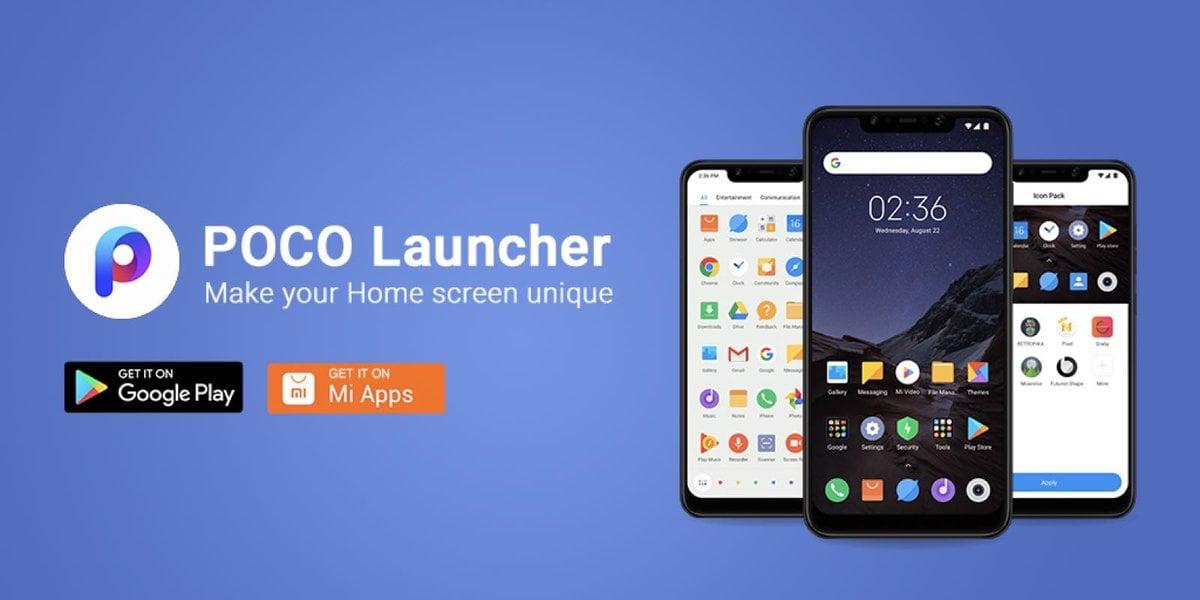 Tabletowo.pl #POCO utrudniać sobie życie, skoro można już pobrać POCO Launcher ze Sklepu Play Android Aplikacje Smartfony Xiaomi