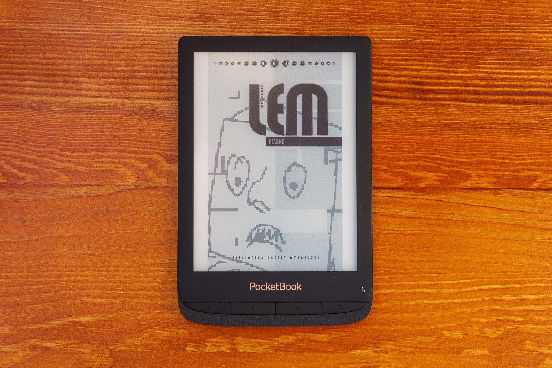 Tabletowo.pl PocketBook Touch Lux 4 - konkurencja dla Kindle Paperwhite 2 (recenzja) Nowości Recenzje