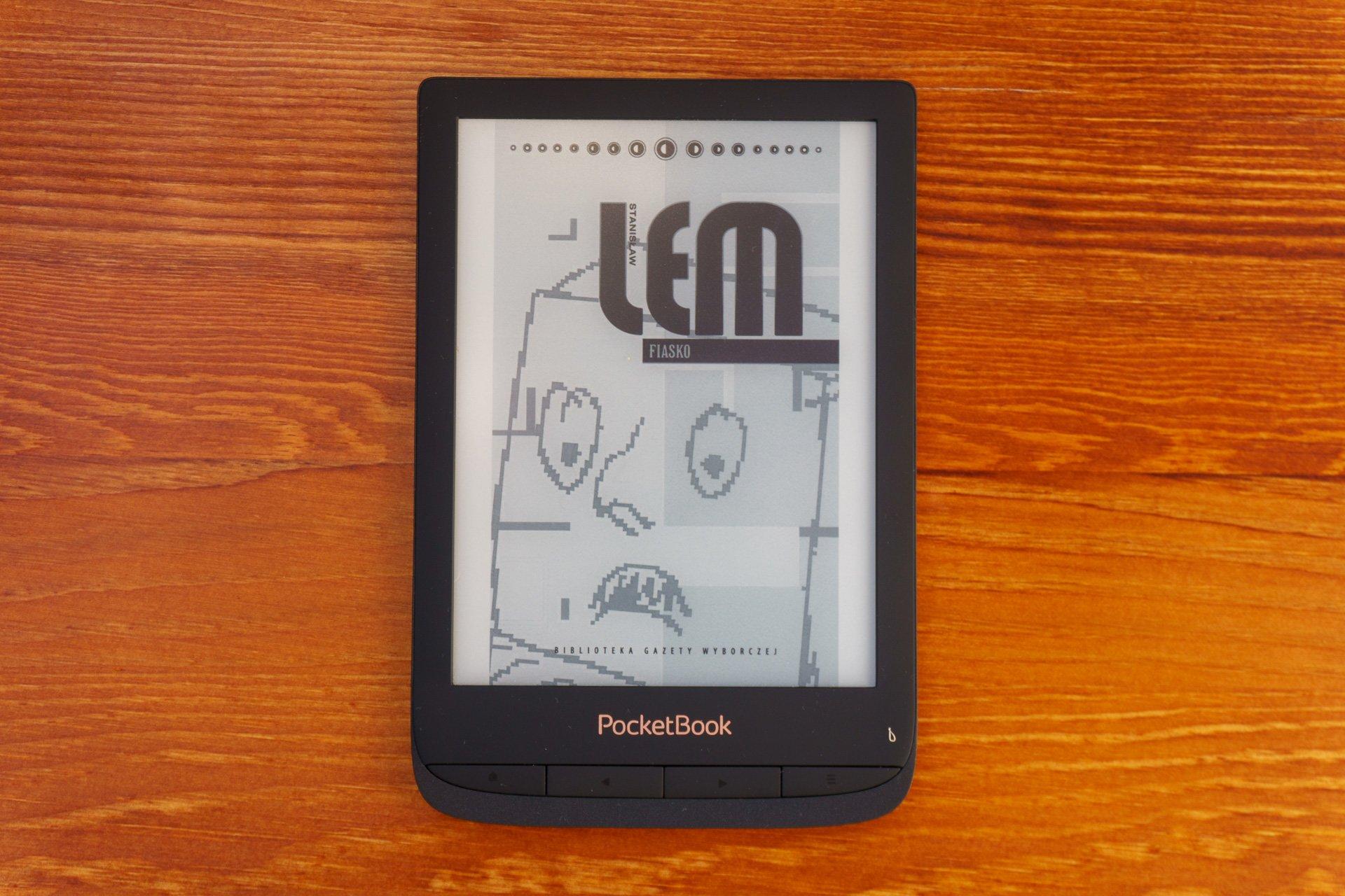PocketBook Touch Lux 4 - konkurencja dla Kindle Paperwhite 2 (recenzja) 28