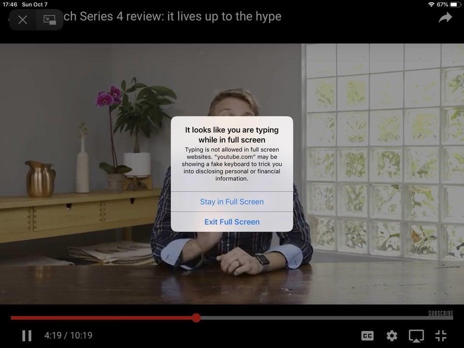 Tabletowo.pl W iOS 12 Safari chroni użytkowników przed utratą poufnych danych Apple Bezpieczeństwo