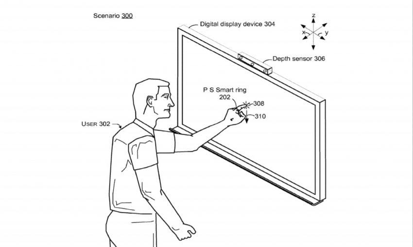 Tabletowo.pl Microsoftowi z wearables nie po drodze, ale i tak patentuje projekt inteligentnego pierścienia Microsoft Plotki / Przecieki Wearable