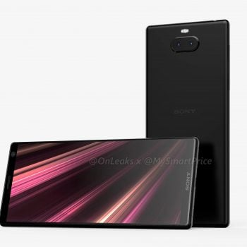 """Jaki ekran powinna mieć Sony Xperia XA3 Ultra, żeby zasłużyć na dopisek """"Ultra""""? Bo raczej nie 6,5 cala 21"""