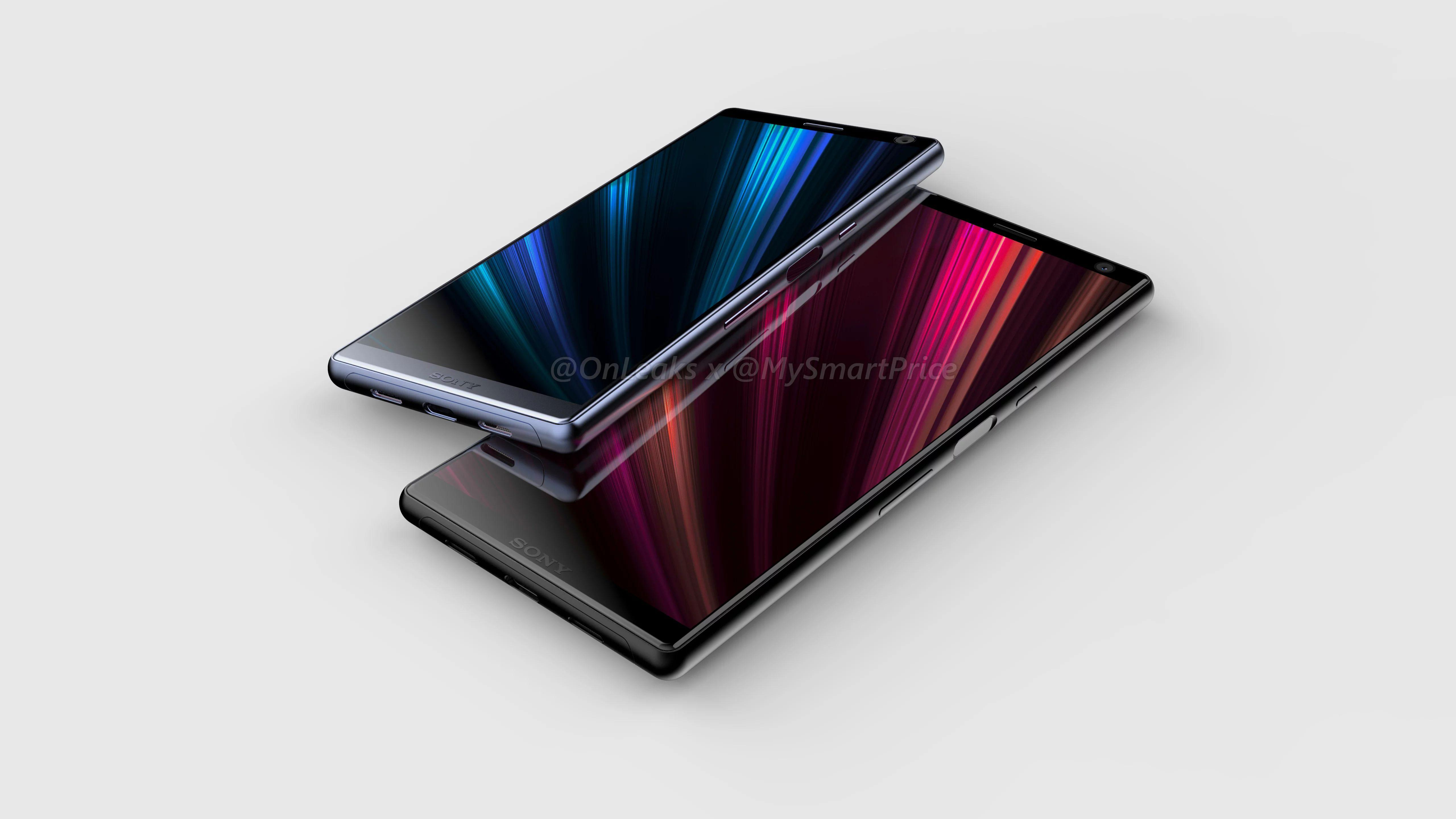 """Jaki ekran powinna mieć Sony Xperia XA3 Ultra, żeby zasłużyć na dopisek """"Ultra""""? Bo raczej nie 6,5 cala"""