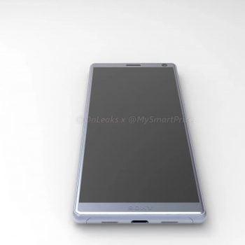 Może nie uwierzycie, ale tak, to jest Sony Xperia XA3, chociaż nie wygląda jak smartfon od Sony 23