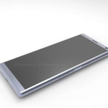 Może nie uwierzycie, ale tak, to jest Sony Xperia XA3, chociaż nie wygląda jak smartfon od Sony 24