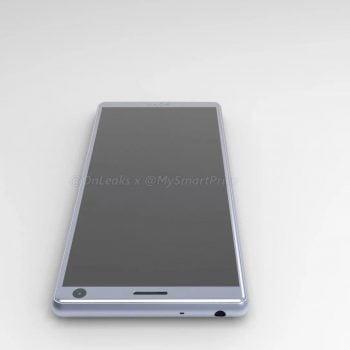Może nie uwierzycie, ale tak, to jest Sony Xperia XA3, chociaż nie wygląda jak smartfon od Sony 26