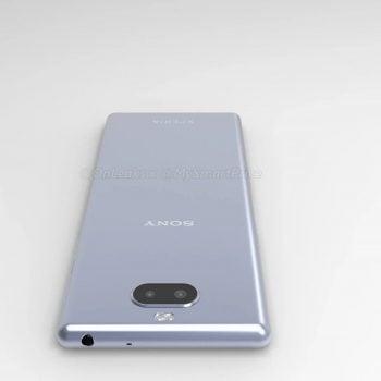 Może nie uwierzycie, ale tak, to jest Sony Xperia XA3, chociaż nie wygląda jak smartfon od Sony 32