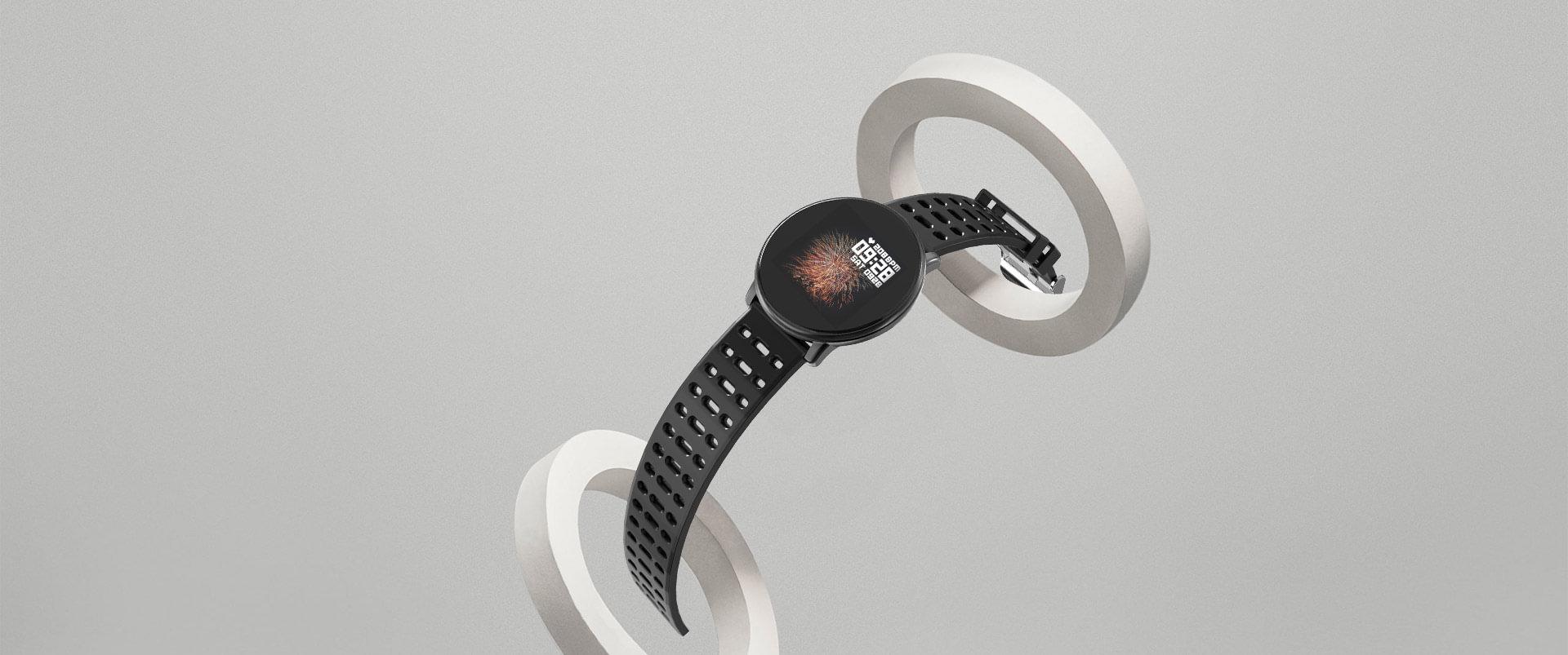 Tabletowo.pl Ten smartwatch inspirowany Apple Watchem mocno Was zainteresował - wkrótce będziecie mogli go kupić Chińskie Nowości Wearable