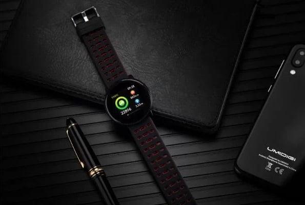 Tabletowo.pl Może trochę śmierdzi kopią Apple Watcha, ale ten chiński smartwatch może być naprawdę ciekawy Chińskie Wearable