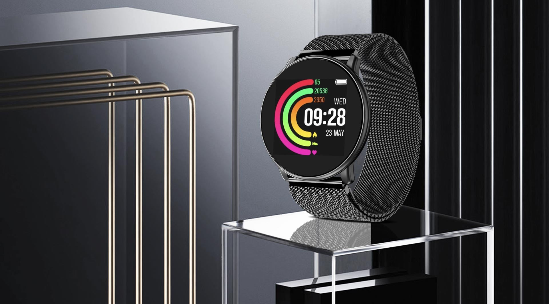 Ten smartwatch inspirowany Apple Watchem mocno Was zainteresował - wkrótce będziecie mogli go kupić 16