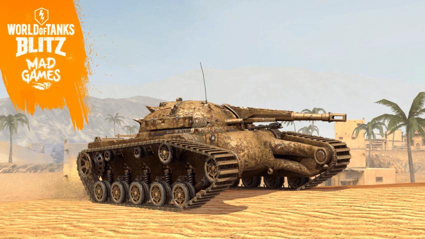 Tabletowo.pl Mad Games, czyli Halloween 2018 w World of Tanks Blitz Gry Nowości