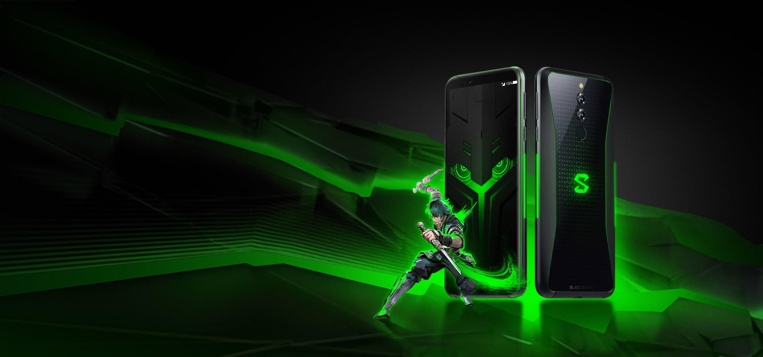 Tabletowo.pl Xiaomi Black Shark Helo oficjalnie - to pierwszy na świecie smartfon z 10 GB RAM, choć nie dla każdego Android Nowości Smartfony Xiaomi